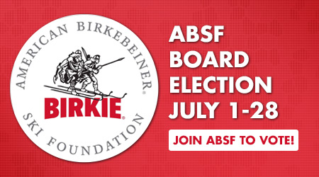 ABSF Board Election July 1-28. Join ABSF to VOTE!