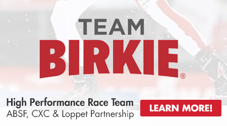 Team Birkie High Performance Race Team - ABSF, CXC and Loppet Partnership - Learn More!