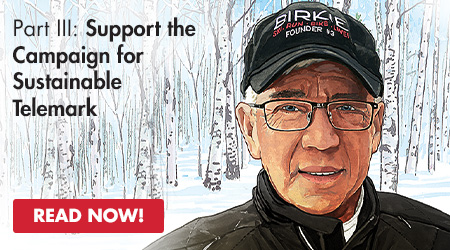 The Campaign for Sustainable Telemark - Part III: Support the Campaign for Sustainable Telemark – Read Now!